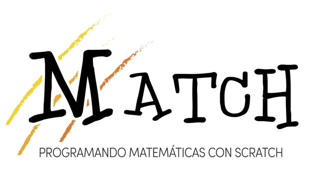 logo MATCH, programando matemáticas con Scratch