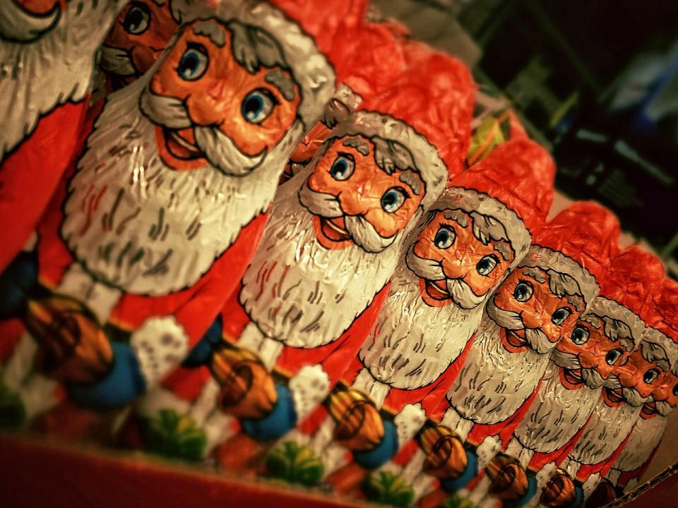Programación para niños en Navidad