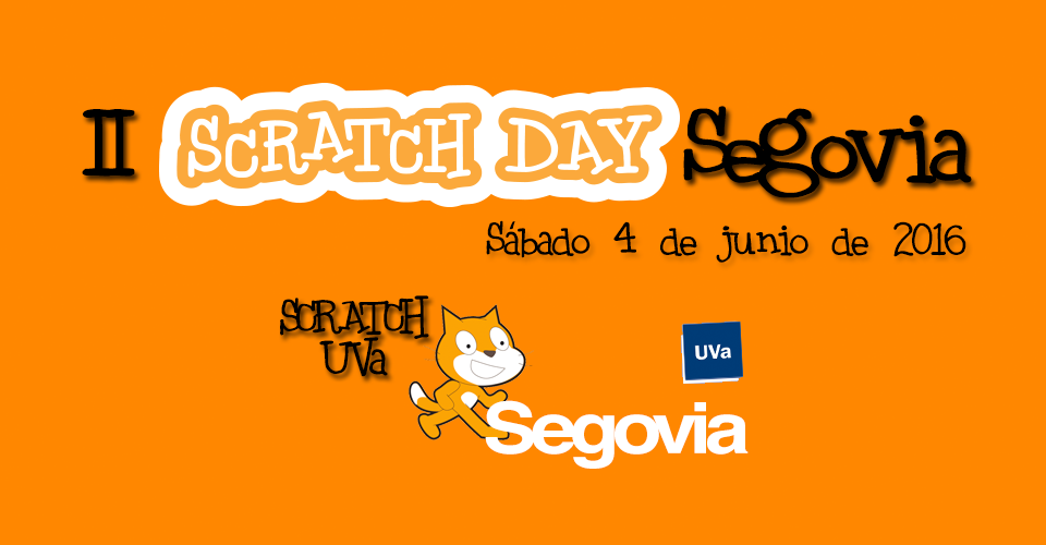 Scratch Day Segovia 2016