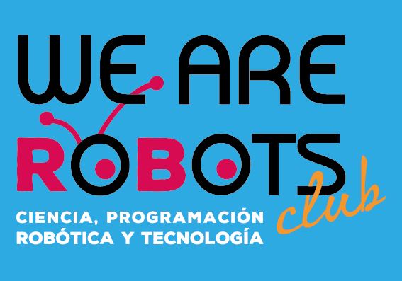 We Are Robots Club logo
