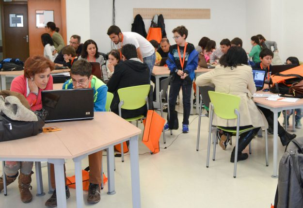 Scratch Day Valladolid workshop