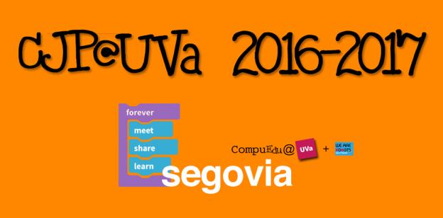 Logo CJP Segovia 2016-2017
