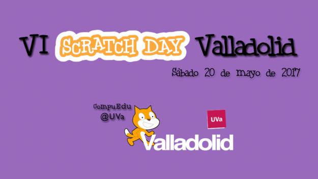Scratch Day Valladolid 2016