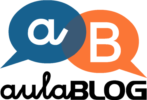 AulaBLOG logo