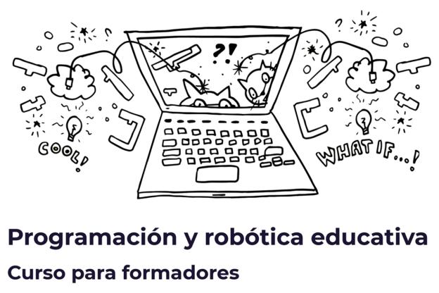 banner curso programación educativa 2019