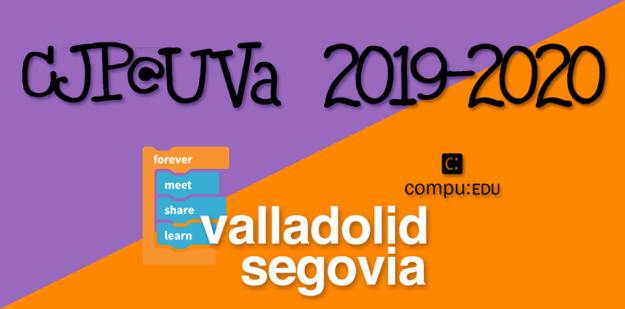 Logo CJP UVa 2019-2020