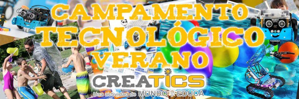 Mundo Educa Campamento de verano en Valladolid 2019