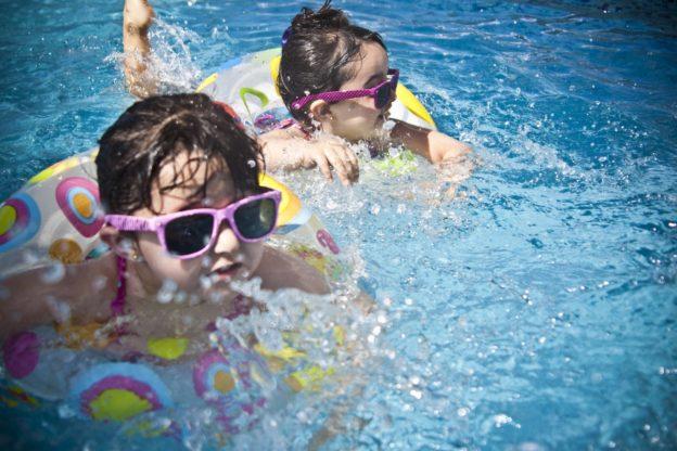 Campamentos de verano con piscina