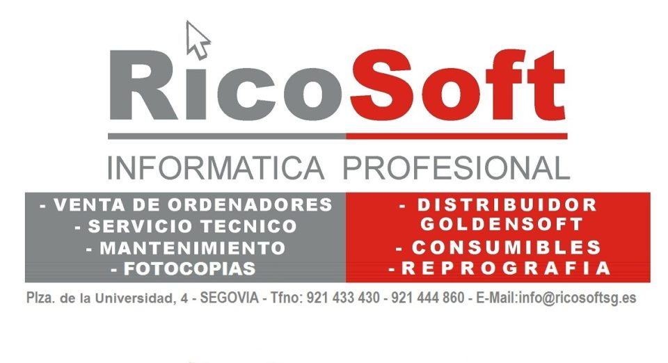 RicoSoft Segovia logo