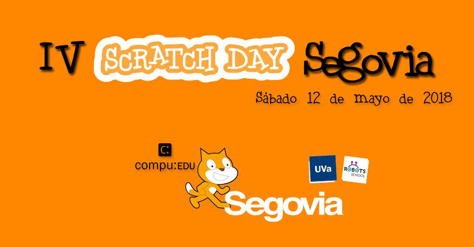 Scratch Day Segovia 2017