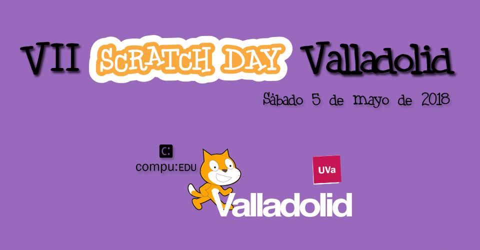 Scratch Day Valladolid 2018